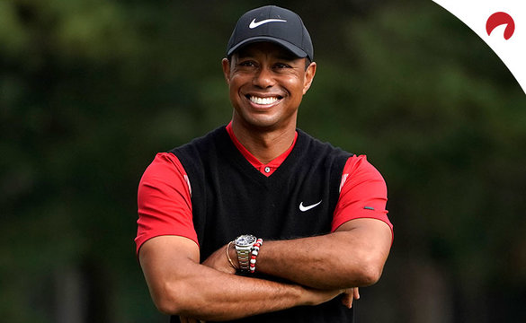 After a February car accident, sportsbooks have updated their Tiger Woods odds on when the golfer will return to the PGA Tour.