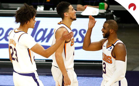 Phoenix Suns Chris Paul