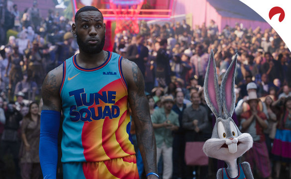 Space Jam 2 betting props, featuring LeBron James, have been released in advance of the premiere.